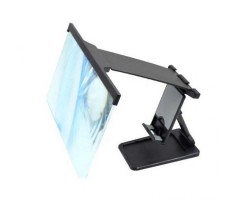 """12"""" HD PHONE SCREEN AMPLIFIER WITH PHONE STAND L20"""