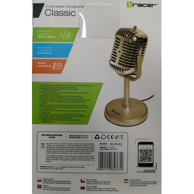 TRACER CLASSIC MICROPHONE
