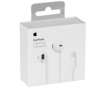 Apple EarPods Ακουστικά Handsfree με Lightning Connector