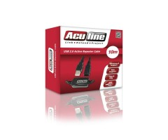Aculine Cable USB Repeater 10m